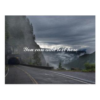 Canyon Road Postcard