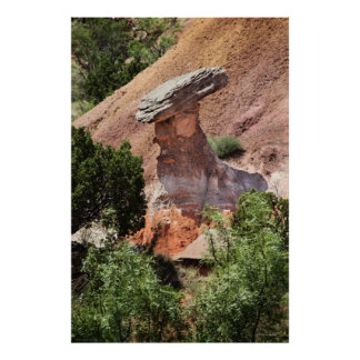 Canyon Rock Art Poster -40x60 -other sizes also