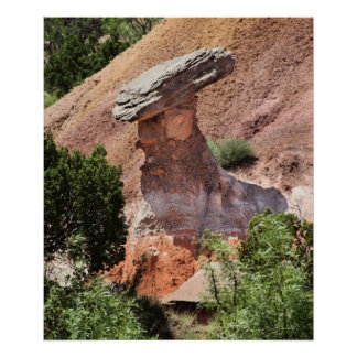 Canyon Rock Art Print -20x24 -other sizes also