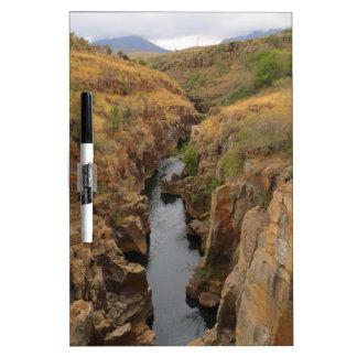 Canyon Stream Dry-Erase Whiteboard