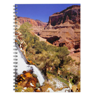 Canyon Thunder River Grand Park Spiral Note Books