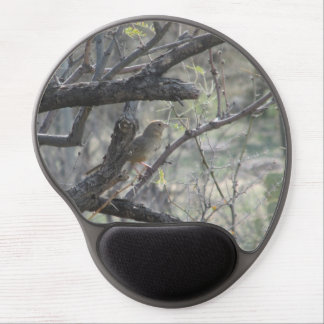 Canyon Towhee Gel Mouse Pad