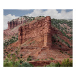 Canyon Wall Art Print -24x20 -other sizes also