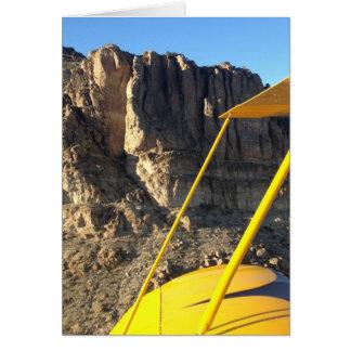 Canyon Wall Card