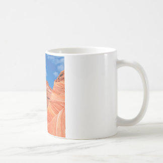 Canyon Wave Paria Vermilion Ss Coffee Mug