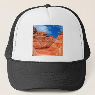 Canyon Wave Paria Vermilion Ss Trucker Hat