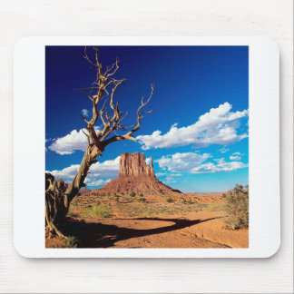 Canyon West Mitten Butte Monument Valley Mouse Pad