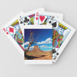 Canyon West Mitten Butte Monument Valley Playing Cards