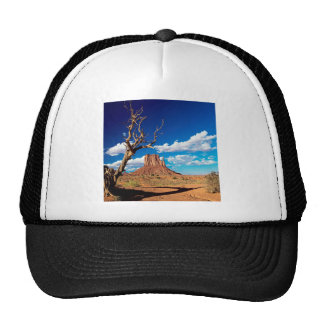 Canyon West Mitten Butte Monument Valley Trucker Hat