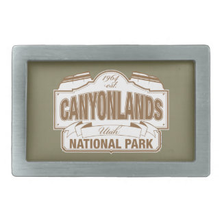 Canyonlands National Park Belt Buckle