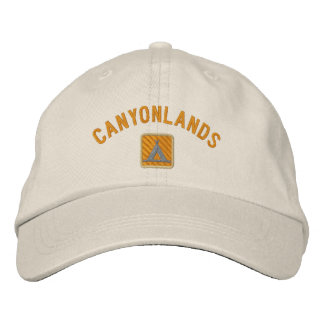 Canyonlands National Park Embroidered Baseball Hat