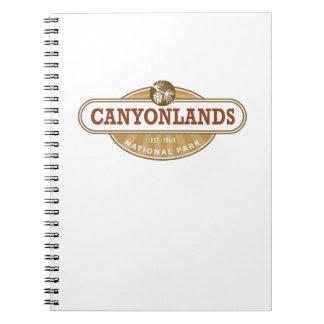Canyonlands National Park Journals