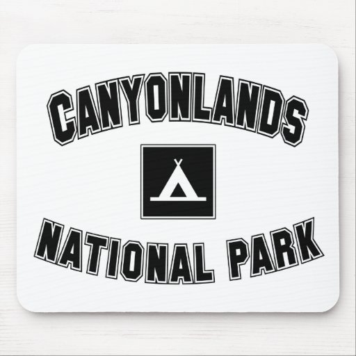 Canyonlands National Park Mouse Pad