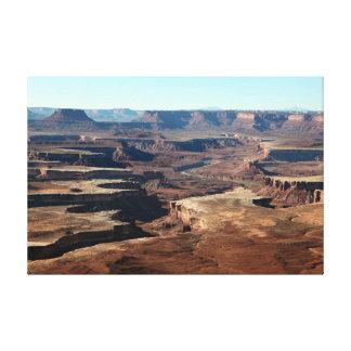 Canyonlands National Park, Utah Canvas Print