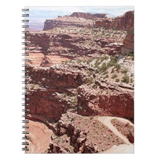 Canyonlands National Park, Utah, Southwest USA 3 Journals