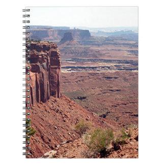 Canyonlands National Park, Utah, Southwest USA 4 Spiral Note Books
