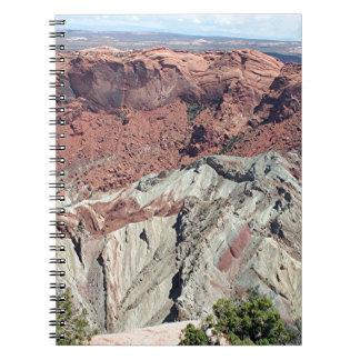 Canyonlands National Park, Utah, Southwest USA 5 Spiral Notebooks