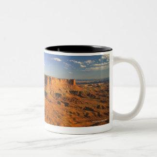Canyonlands National Park, Utah, United States Two-Tone Coffee Mug