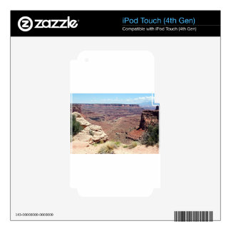 Canyonlands National Park, Utah, USA 2 iPod Touch 4G Skins