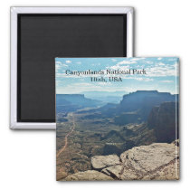 Canyonlands National Park Utah USA travel Magnet