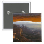 CANYONLANDS NATIONAL PARK, UTAH. USA. View 2 Inch Square Button