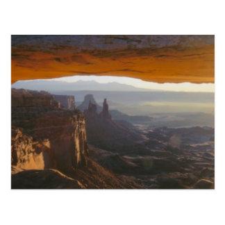 CANYONLANDS NATIONAL PARK UTAH USA View Postcard