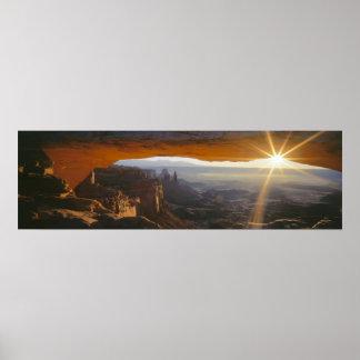 CANYONLANDS NATIONAL PARK, UTAH. USA. View Poster