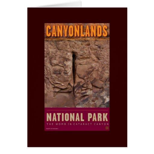 Canyonlands Nat'l Park-Card