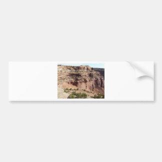 Canyonlands Utah Pegatina Para Auto
