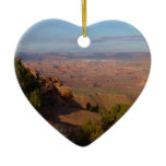 Canyonlands View from Grand View Point Trail Ceramic Ornament