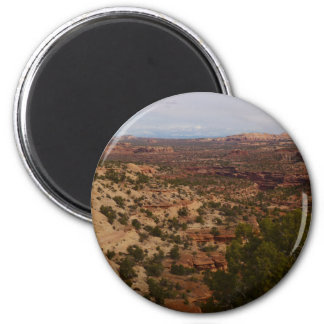 Canyonlands View from Neck Springs Trail Magnet