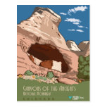 Canyons of the Ancients Postcard