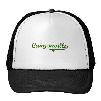 Canyonville Oregon City Classic Hats