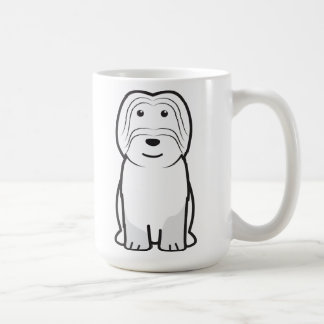 Cão da Serra de Aires Dog Cartoon Coffee Mug