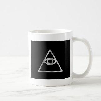 Cao dai Eye of Providence- Religious icon Classic White Coffee Mug