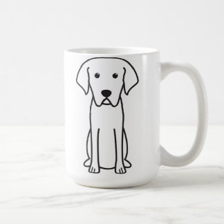 Cão de Castro Laboreiro Dog Cartoon Coffee Mug