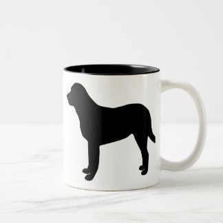 Cao de Castro Laboreiro Two-Tone Coffee Mug