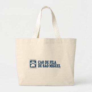 Cao De Fila De Sao Miguel Blue Bag