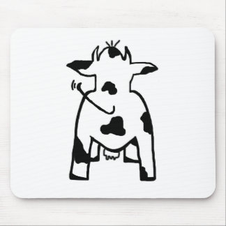 Caofline back mouse pad