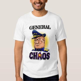 CAOS general - camiseta del equipo de diseño Playeras