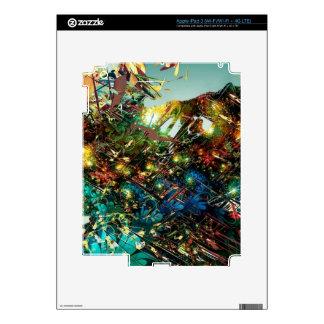 CAOS iPad 3 SKINS