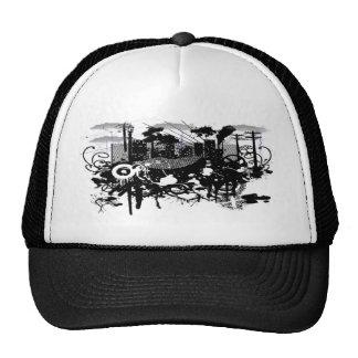 Caos urbano gorras de camionero