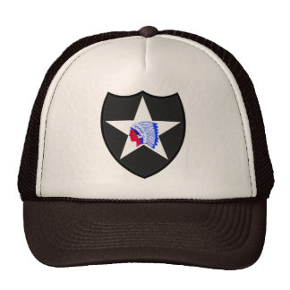 Cap 2nd Indian Head Hat