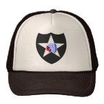 Cap 2nd Indian Head Trucker Hat