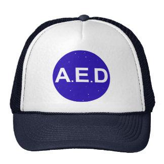 Cap AED Trucker Hat