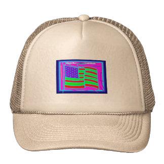 Cap, African American Trucker Hat