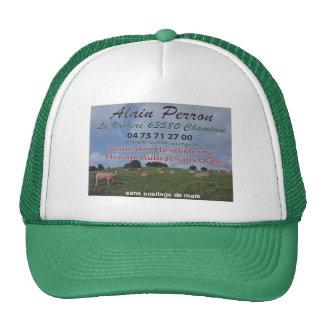 "Cap Alain PERRON ""Spring "" Trucker Hat"