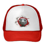 cap Alien UFO Trucker Hat