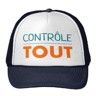 "Cap ""All is under control "" Trucker Hat"