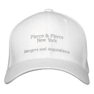 Cap - American Psycho - Pierce & Pierce - Limited